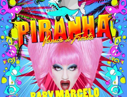 PiranHa Vamos de Fiesta @Madam 18/03