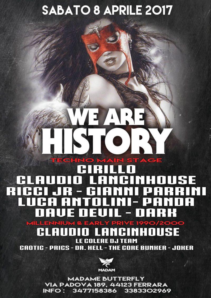 Locandina-We-Are-History-8-aprile