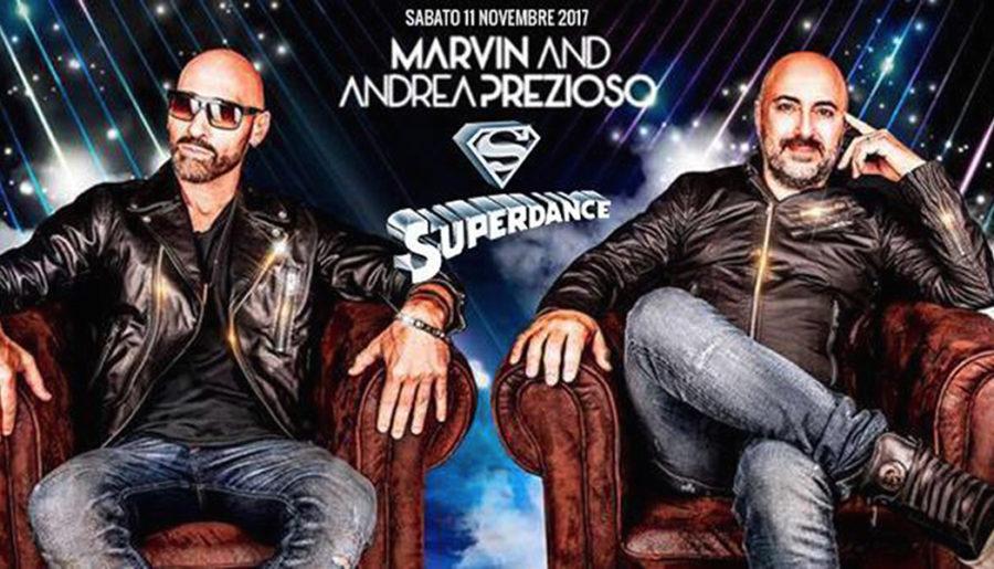 11.11 Marvin & Andrea Prezioso @ MADAME BUTTERFLY