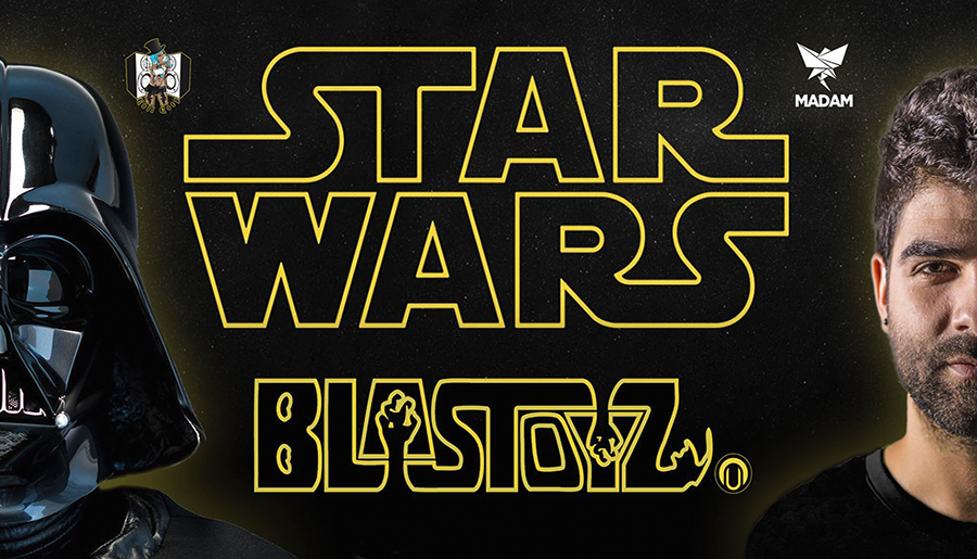 3/03 Star Wars w/ Blastoyz @ MADAME BUTTERFLY