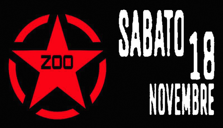 18.11 Zoo Rock is not Dead @ MADAME BUTTERFLY